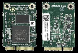 Модуль эхоподавления Digium VPM032LF