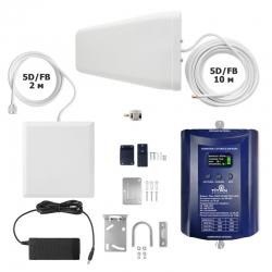 Усилитель сотовой связи Titan-1800/2100/2600 PRO (LED) версия 2020