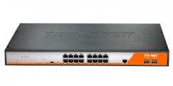 Управляемый коммутатор TG-NET P3018M-16PoE-300W-V4