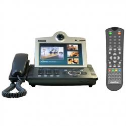 Видеотелефон ADD-AP-VP350 (7'' TFT, 1FXO, 2x10/100Mbps Ethernet, 4 way MCU)