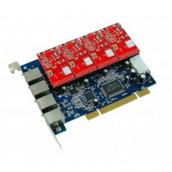Плата AllVoIP AV50004