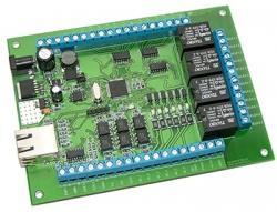 Ethernet реле Laurent-2