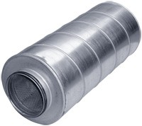 Шумоглушитель CSA 100/600 (Арктос)