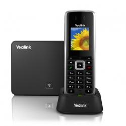 IP телефон Yealink W52P DECT (база+трубка)