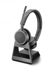 Voyager 4220 Office-2 — беспроводная гарнитура для стационарного телефона, ПК и мобильных устройств