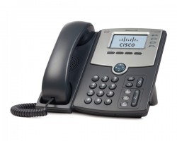 IP телефон Cisco SPA504G-XU