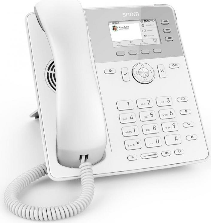 IP телефон Snom D717 белый