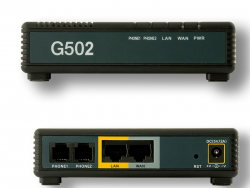VoIP шлюз Flying Voice G502N