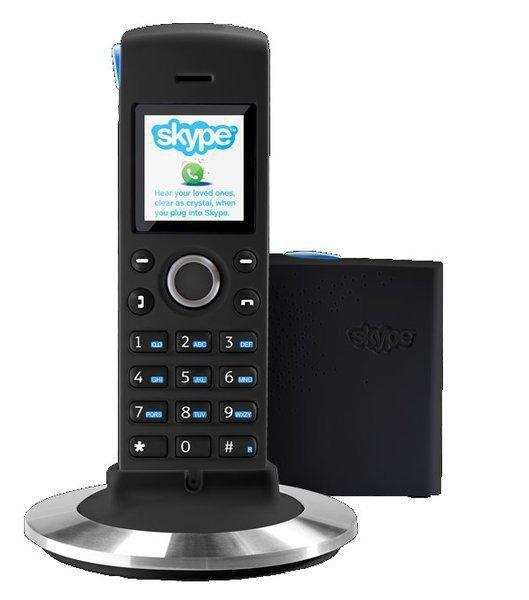 IP телефон RTX DUALphone 4088RU (черный)
