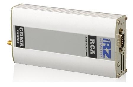 CDMA-роутер iRZ RCA