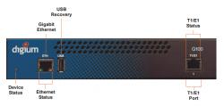 VoIP шлюз Digium G101F