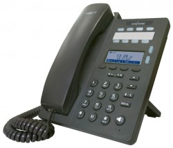 IP телефон Escene ES206-PN