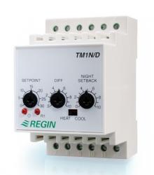 Электронный термостат TM1N/D