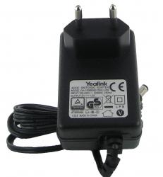Блок питания для телефонов Yealink SIP-T21(P), SIP-T40P, SIP-T41S, SIP-T42S, 5VDC, 1.2A