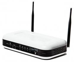 VoIP шлюз Eltex RG-1404GF-W, 4xFXS, 1xWAN (100/1000Base-X, шасси под SFP), 4xLAN, 1xUSB, Wi-Fi