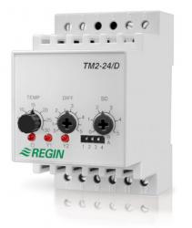 Электронный термостат TM2-24/D
