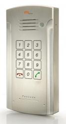 Pancode 957PI SIP-домофон, клавиатура, цветная IP-камера, PoE