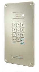 Pancode 972F SIP-домофон, клавиатура, крепление в стену