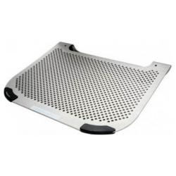 Подставка для ноутбука CRF104 MiniFit, 222х170мм, цвет серебряный