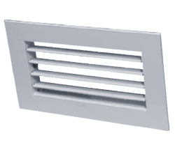 Решетка вентиляционная АМН 300х200