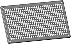 Защитная решетка Арктос БСР 500х250