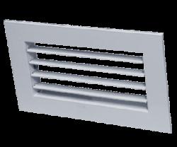 Решетка вентиляционная АМН 300х300