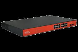Коммутатор Wi-Tek WI-PS318GF-24V