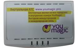 Hanlong Unicorn 3101 Youmagic.PRO от МТТ VoIP шлюз