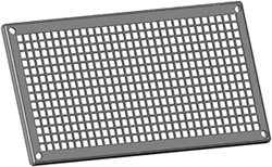 Защитная решетка Арктос БСР 800х500
