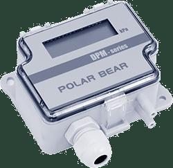 Дифференциальный преобразователь давления DPM-2500D