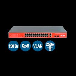 Коммутатор Wi-Tek WI-PS526GV