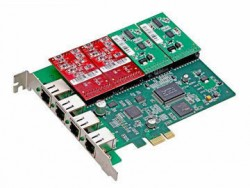 Плата для IP ATC Atcom АХE400Р