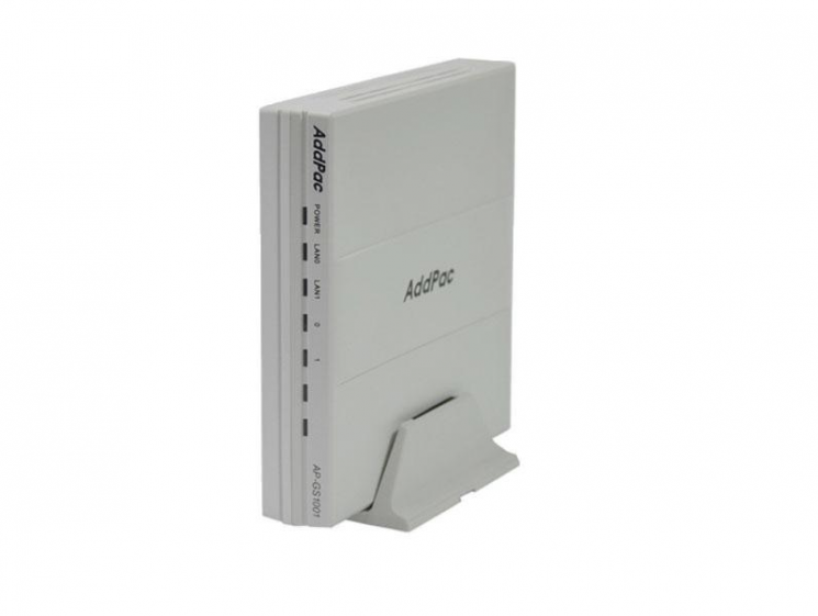 VoIP-GSM шлюз AddPac AP-GS1001C