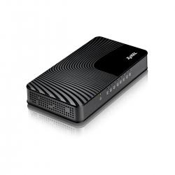 ZyXEL GS-108S EE, коммутатор Gigabit Ethernet с приоритетными портами