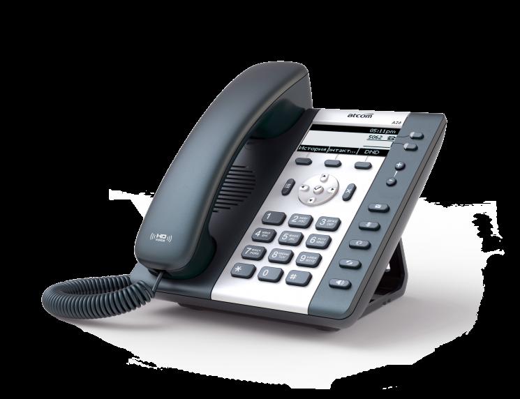 IP телефон ATCOM A20