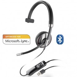 BlackWire C710M (PL-С710M),проводная/Bluetooth гарнитура,USB, MOC, Lync