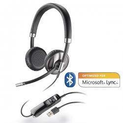 BlackWire C720M (PL-С720M),проводная/Bluetooth гарнитура,USB, MOC, Lync