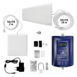Усилитель сотовой связи Titan-900/1800/2100 (LED) версия 2020