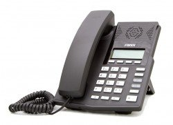 IP телефон Fanvil X3P, черный