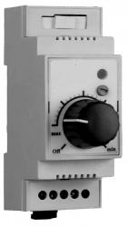 Электронный регулятор скорости VRS 2,5/DN