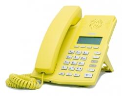 IP телефон Fanvil X3P, желтый