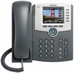 IP телефон Cisco SPA525G (Linksys)