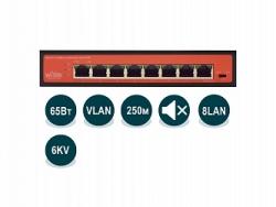 Неуправляемый коммутатор Wi-Tek WI-PS208H