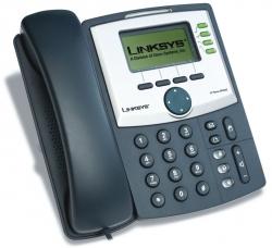 IP телефон Linksys SPA922 (без дисплея)
