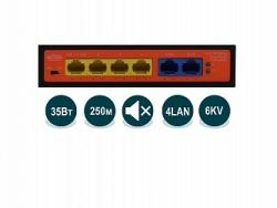 Неуправляемый коммутатор Wi-Tek WI-PS205H