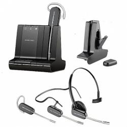 W745/A, Savi, беспроводное решение в комплекте с дополнительным аккумулятором и зарядным устройством