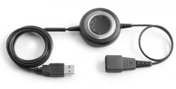 LINK 280, USB-адаптер QD на USB, Plug & Play соединение для гарнитур Jabra с Bluetooth функцией