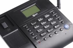 Стационарный сотовый телефон Dadget MT3020B (черный)