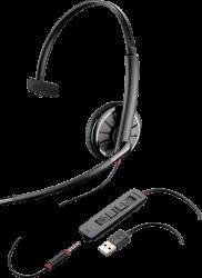 BlackWire C315.1-M - гарнитура USB/jack 3.5 MS Lync
