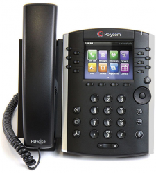 IP телефон Polycom VVX 401